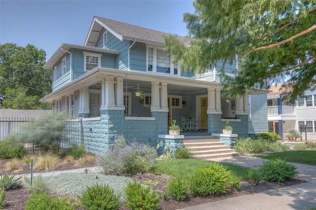 1320 S Adams Street, Fort Worth, TX 76104 (MLS #14667090) :: Real Estate By Design