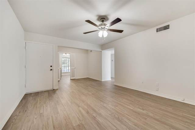 525 W Lookout Drive #221, Richardson, TX 75080 (MLS #14667121) :: The Good Home Team