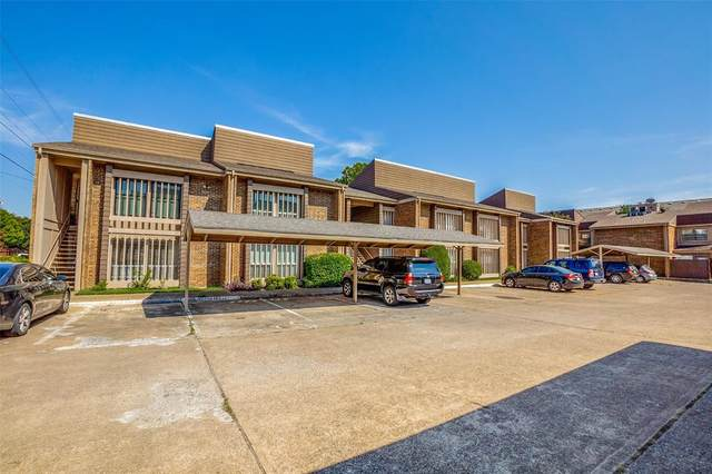 5142 Amesbury Drive #215, Dallas, TX 75206 (#14667122) :: Homes By Lainie Real Estate Group