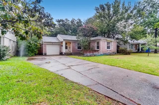 3743 Dunhaven Road, Dallas, TX 75220 (MLS #14667156) :: Real Estate By Design
