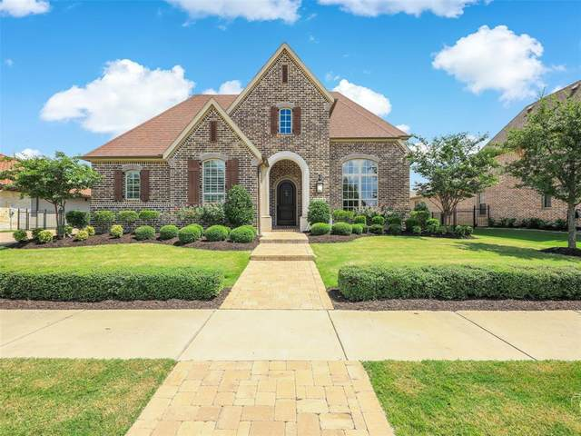 12948 Riverhill Road, Frisco, TX 75033 (MLS #14667169) :: Jones-Papadopoulos & Co