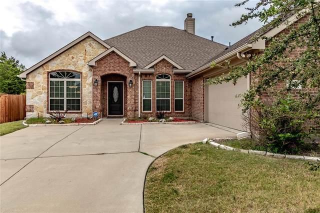 5006 Crawfish Lane, Garland, TX 75043 (MLS #14667222) :: The Good Home Team