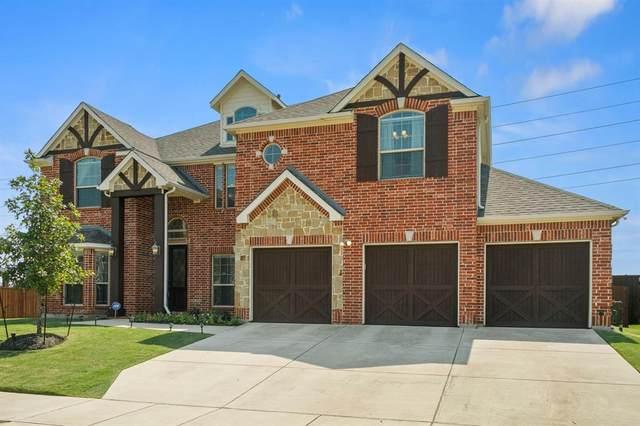 13883 Sorano Drive, Frisco, TX 75035 (MLS #14667227) :: Real Estate By Design