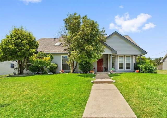 4008 Seabury Drive, Dallas, TX 75287 (MLS #14667255) :: Real Estate By Design