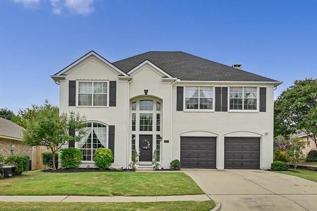 2211 Savannah Drive, Mansfield, TX 76063 (MLS #14667258) :: EXIT Realty Elite
