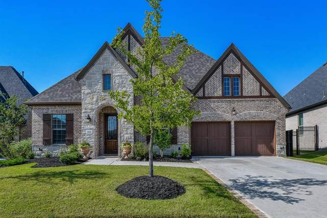 2811 Clarendon Court, Prosper, TX 75078 (MLS #14667274) :: Russell Realty Group