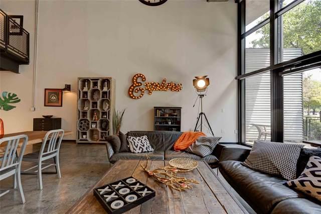 3110 Thomas Avenue #121, Dallas, TX 75204 (#14667297) :: Homes By Lainie Real Estate Group