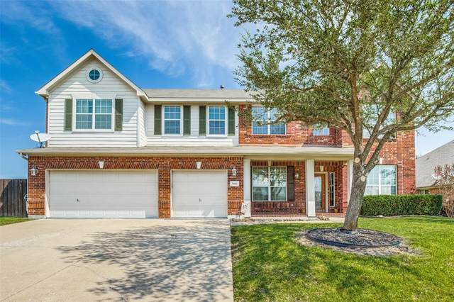 3001 Mill Creek Way, Forney, TX 75126 (MLS #14667353) :: Real Estate By Design