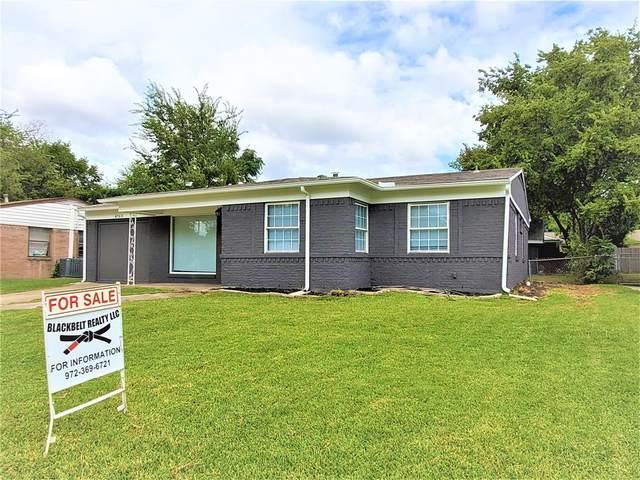4760 Salem Drive, Mesquite, TX 75150 (MLS #14667356) :: Lisa Birdsong Group | Compass