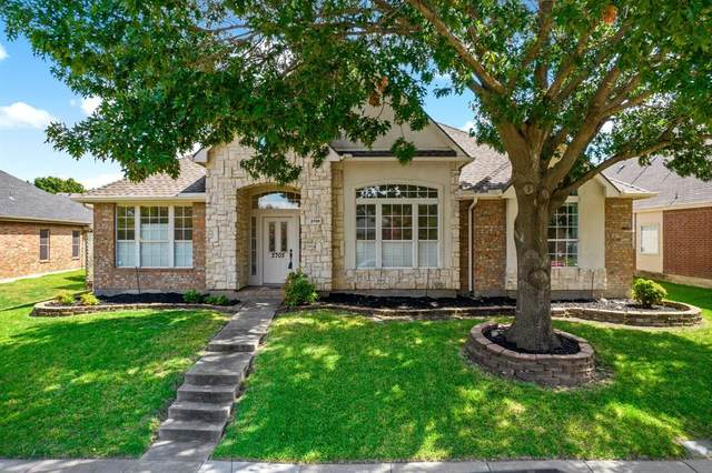2705 Cheverny Drive, Mckinney, TX 75070 (MLS #14667372) :: Real Estate By Design