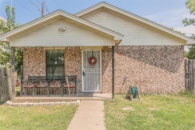 1401 Terbet Lane, Fort Worth, TX 76112 (MLS #14667374) :: Real Estate By Design