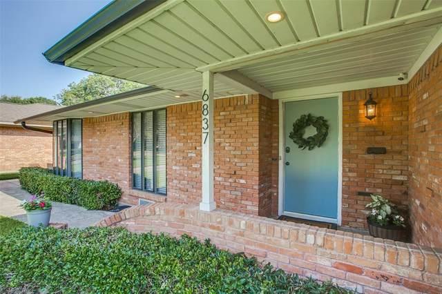 6837 Ravendale Lane, Dallas, TX 75214 (MLS #14667384) :: VIVO Realty