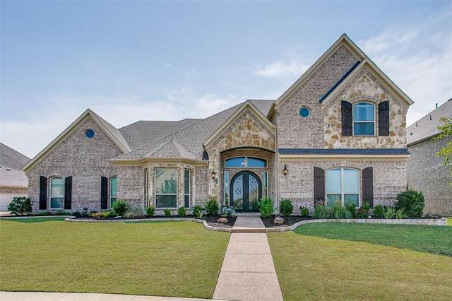 322 Tenison Trail, Trophy Club, TX 76262 (MLS #14667415) :: The Mitchell Group