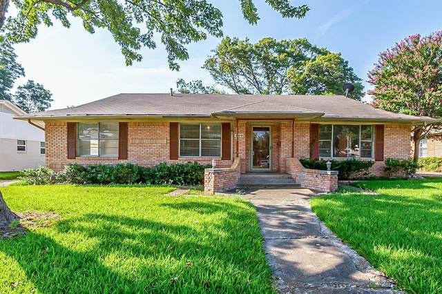 806 Branch Drive, Garland, TX 75041 (MLS #14667430) :: Epic Direct Realty