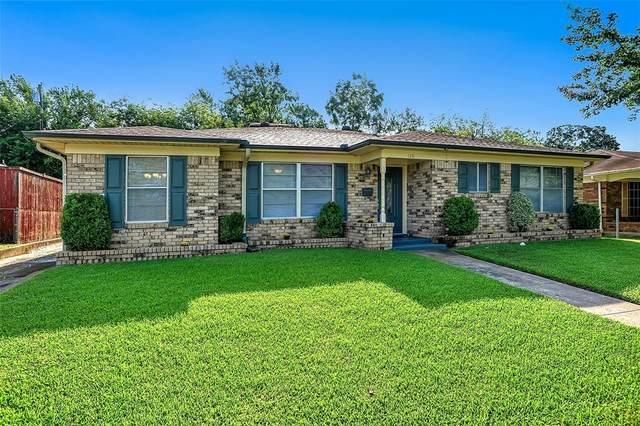 120 S Wood Avenue, Denison, TX 75020 (MLS #14667439) :: Real Estate By Design