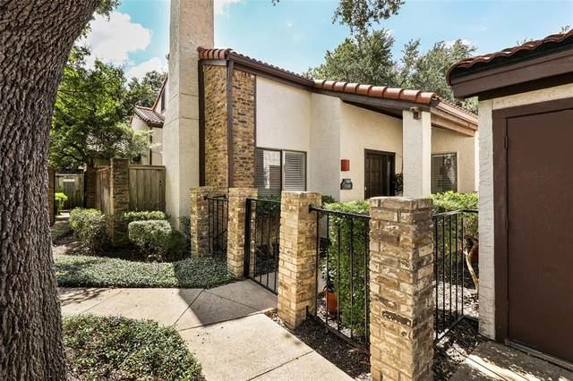18040 Midway Road #108, Dallas, TX 75287 (MLS #14667458) :: VIVO Realty