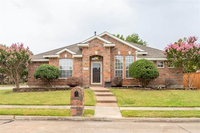 1200 Longhorn Drive, Lewisville, TX 75067 (MLS #14667467) :: Real Estate By Design