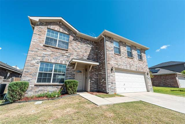 2121 Benning Way, Fort Worth, TX 76177 (MLS #14667472) :: Real Estate By Design
