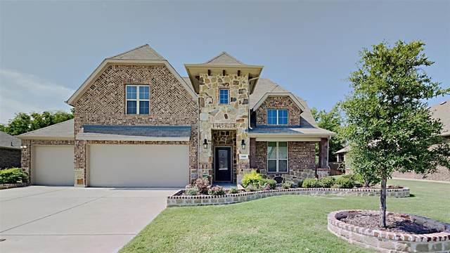 536 Northwood Drive, Oak Point, TX 75068 (MLS #14667473) :: Lisa Birdsong Group | Compass
