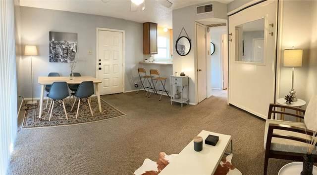 1810 N Garrett Avenue #218, Dallas, TX 75206 (MLS #14667500) :: Robbins Real Estate Group