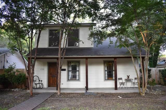 704 W Jefferson Street, Waxahachie, TX 75165 (MLS #14667505) :: Real Estate By Design