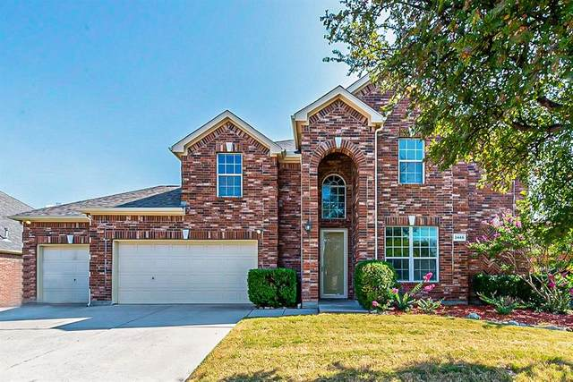 2445 Dawn Mist Drive, Little Elm, TX 75068 (MLS #14667513) :: Real Estate By Design