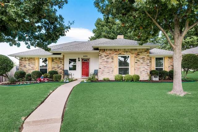 6801 Harvest Hill Drive, Rowlett, TX 75089 (MLS #14667521) :: Russell Realty Group