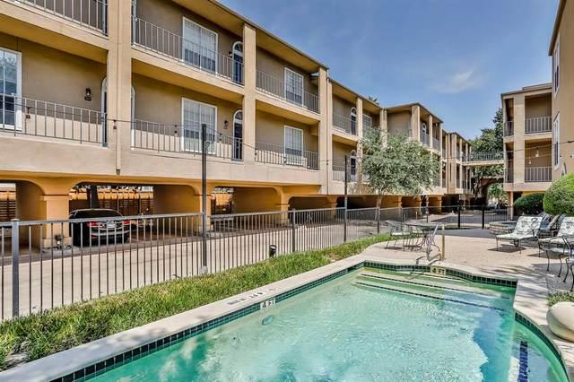 3311 Blackburn Street #109, Dallas, TX 75204 (MLS #14667526) :: Robbins Real Estate Group
