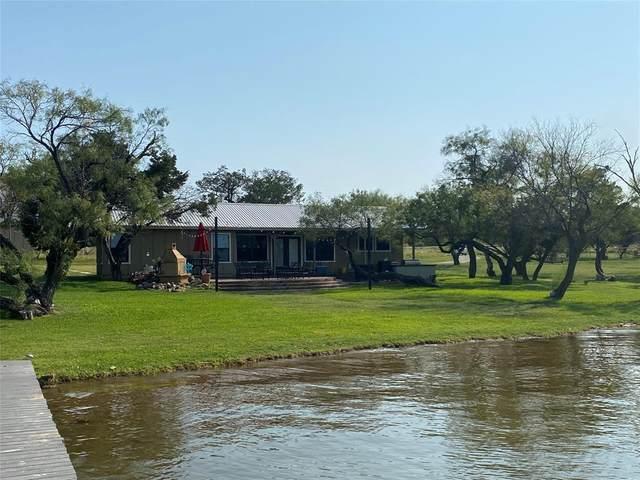 1002 Redbud Circle, Graford, TX 76449 (MLS #14667539) :: The Rhodes Team