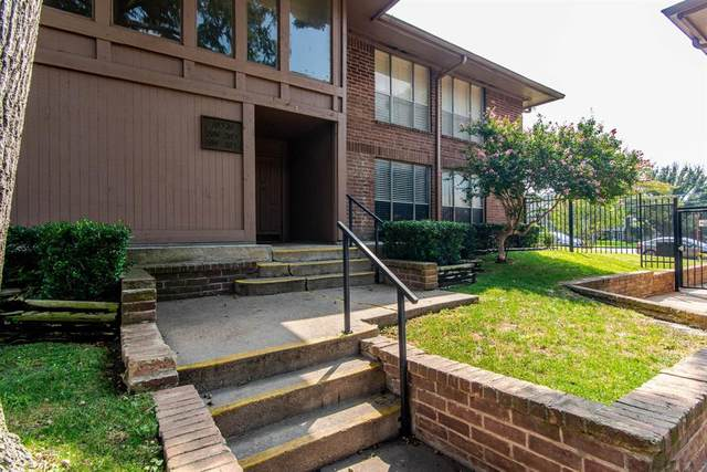 10526 Stone Canyon Road #103, Dallas, TX 75230 (#14667550) :: Homes By Lainie Real Estate Group