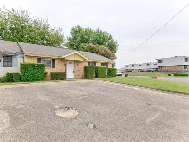 1520 Crestridge Drive B, Cleburne, TX 76033 (#14667568) :: Homes By Lainie Real Estate Group