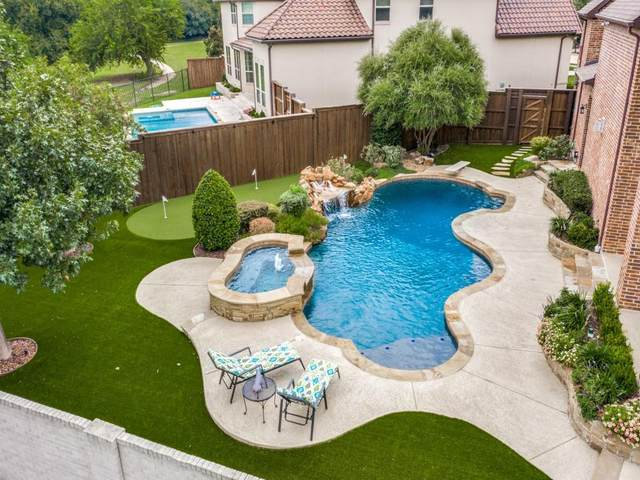 6220 Martinique Street, Plano, TX 75024 (MLS #14667635) :: Real Estate By Design