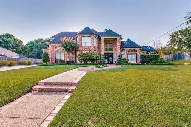 5704 Winding Trail, Colleyville, TX 76034 (MLS #14667638) :: Frankie Arthur Real Estate