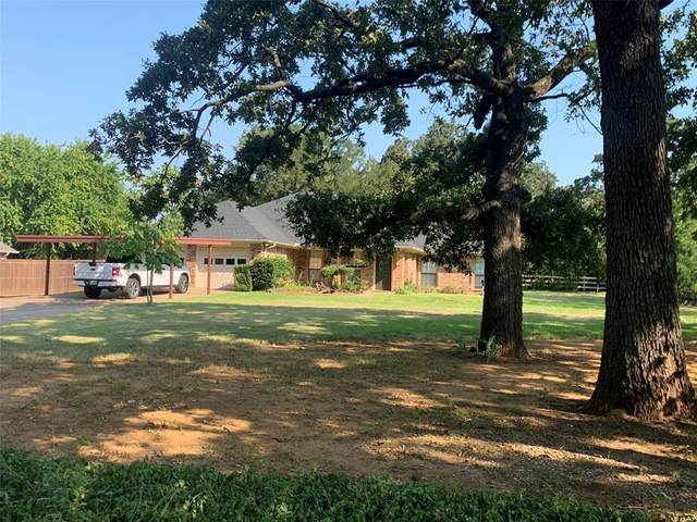 642 W Aubrey Street, Pilot Point, TX 76258 (MLS #14667657) :: The Juli Black Team