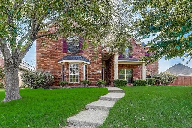 5712 Southern Pines Court, Frisco, TX 75036 (MLS #14667668) :: Trinity Premier Properties