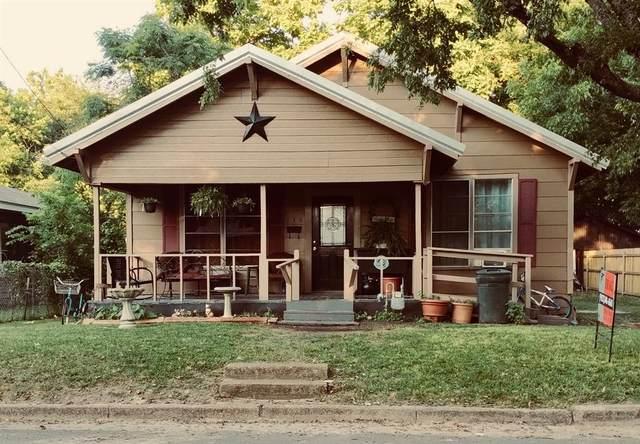 136 N Locust Street, Sulphur Springs, TX 75472 (MLS #14667675) :: Robbins Real Estate Group