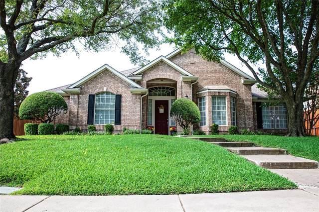 3601 Tanner Lane, Richardson, TX 75082 (MLS #14667685) :: Robbins Real Estate Group