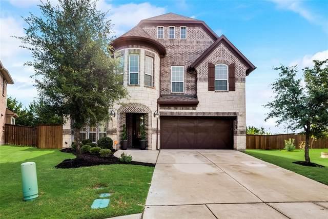 6229 Eldridge Lane, Mckinney, TX 75070 (MLS #14667693) :: Real Estate By Design