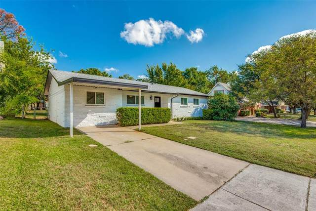 756 Briarwood Lane, Hurst, TX 76053 (MLS #14667697) :: The Chad Smith Team