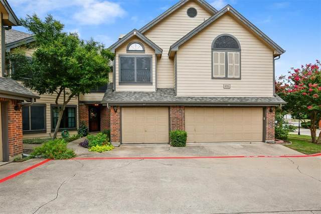 406 Santa Fe Trail #47, Irving, TX 75063 (#14667721) :: Homes By Lainie Real Estate Group
