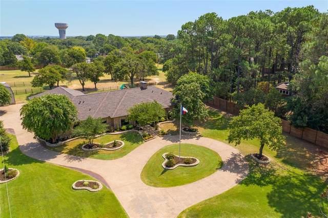 1595 N Pearson Lane, Southlake, TX 76092 (MLS #14667726) :: Real Estate By Design