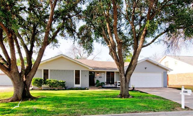 5305 Hunters Circle, Abilene, TX 79606 (MLS #14667733) :: Trinity Premier Properties