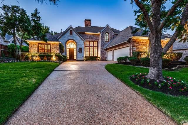 3612 Polo Run Drive, Flower Mound, TX 75028 (MLS #14667745) :: VIVO Realty