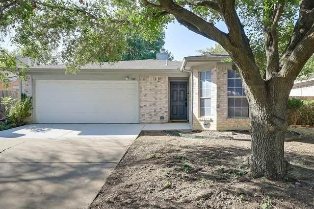 302 Moss Hill Drive, Arlington, TX 76018 (MLS #14667750) :: Real Estate By Design
