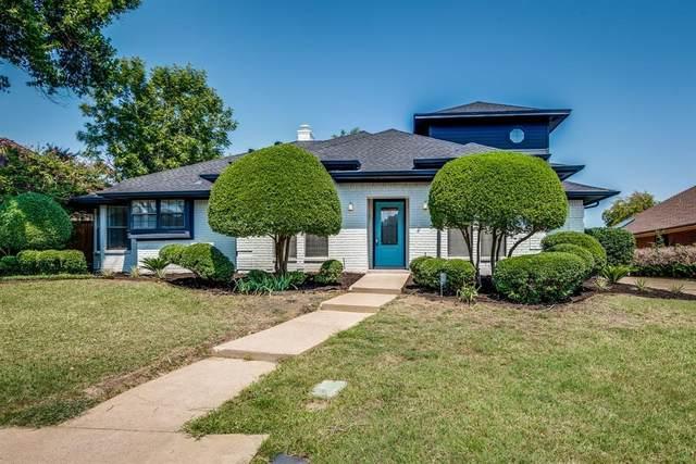 5603 Euclid Drive, Arlington, TX 76013 (MLS #14667876) :: Real Estate By Design