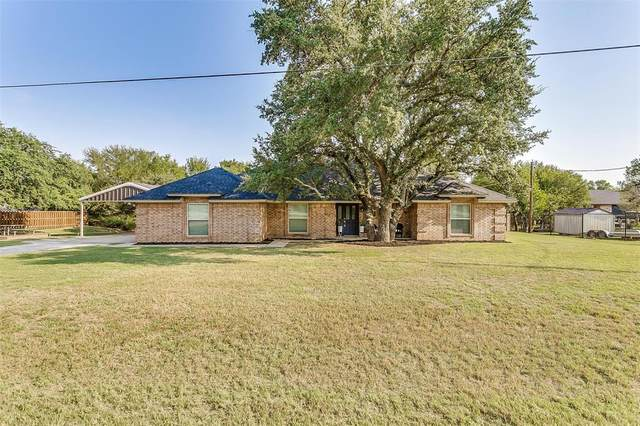112 Parkway Drive, Willow Park, TX 76087 (MLS #14667880) :: Real Estate By Design