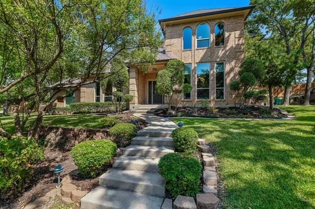 1331 Travis Street, Denton, TX 76205 (MLS #14667886) :: Lisa Birdsong Group | Compass