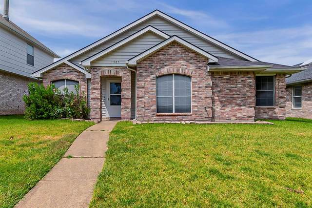 1505 Spicewood Drive, Mesquite, TX 75181 (MLS #14667888) :: The Star Team | Rogers Healy and Associates