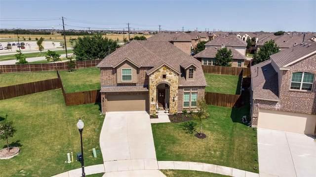 11024 Big Spring Trail, Mckinney, TX 75071 (MLS #14667902) :: Real Estate By Design