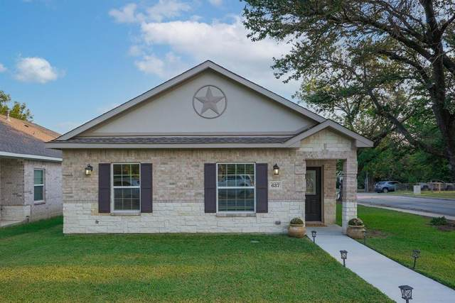 637 W Church Street, Grand Prairie, TX 75050 (MLS #14667904) :: Craig Properties Group